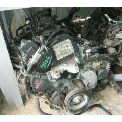 Citroen / Peugeot 1.6 EHDI Motor (fűzött blokk hengerfejjel)