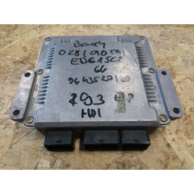 Citroen Jumpy I / Peugeot Expert I 2.0 HDI BOSCH EDC15C2 Motorvezérlő