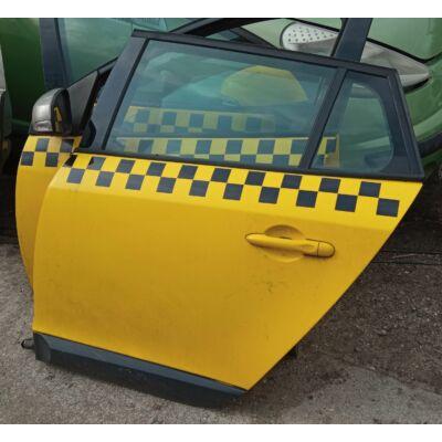 Renault Megane III Grandtour Bal hátsó üres ajtó