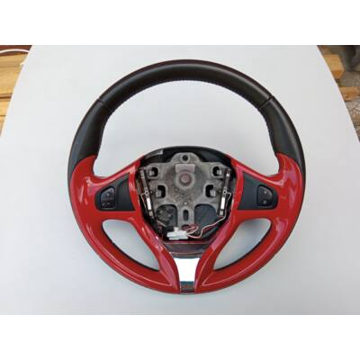 Renault Captur I / Clio IV Kormánykerék (bőr)