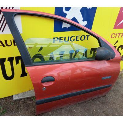 Peugeot 206 Jobb első üres ajtó
