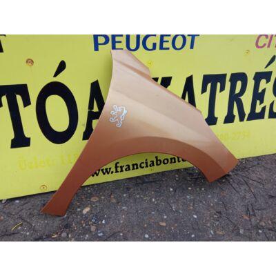 Peugeot 207 Jobb első sárvédő