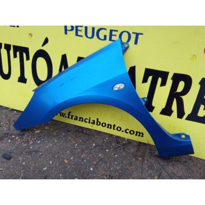Peugeot 307 Ráncfelvarrott Bal első sárvédő