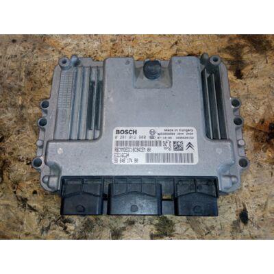 Citroen C4 Picasso I 1.6 HDI BOSCH EDC16C34 Motorvezérlő