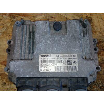 Citroen Jumpy II / Peugeot Expert II 1.6 HDI BOSCH EDC16C34 Motorvezérlő