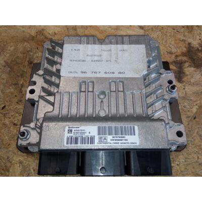 Citroen / Peugeot 1.6 HDI Continental SID807EVO Motorvezérlő