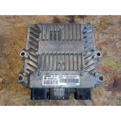 Citroen C3 I 1.4 HDI SIEMENS SID 804 Motorvezérlő