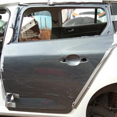 Renault Megane IV Grandtour Bal hátsó üres ajtó